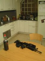 neulich...in der Küche...