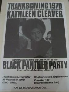 Bild 1: Cleaver Einladungsplakat
